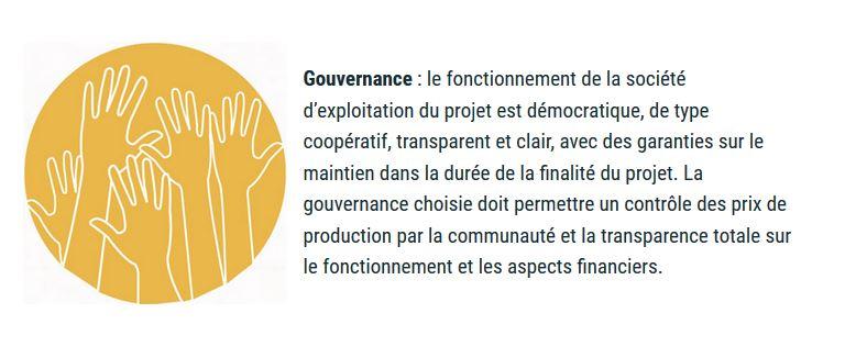 Charte EP gouvernance
